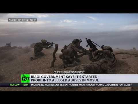 Abu Ghraib 2 0  Iraqi army filmed abusing captives in Mosul