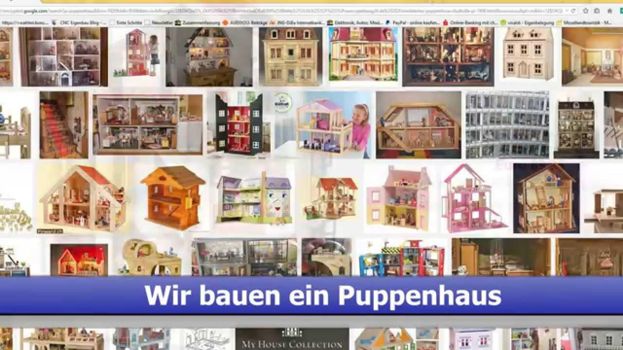 Wir Bauen Ein Puppenhaus