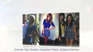 Celebrity trends! Pixie Lott, Denise Van Outen, Caroline Fla