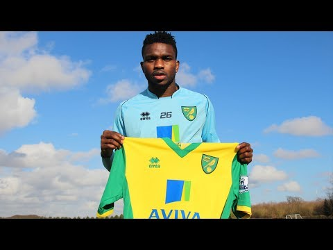 Fenerbahçe's Joseph Yobo Arrives at Norwich City