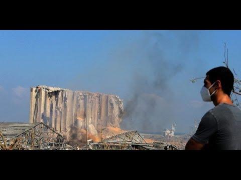 الجيش اللبناني ينفي وجود أي شبهات إسرائلية خلف انفجار مرفأ بيروت  - نشر قبل 2 ساعة