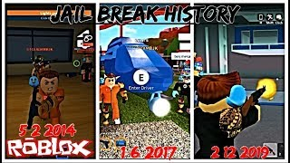 Roblox Jailbreak Histoire #history #eğlence #roblox