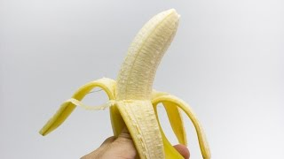 LEARN GERMAN Picture Dictionary  ► die Banane ⇔ banana ◄ Vocabulary   Example Sentences