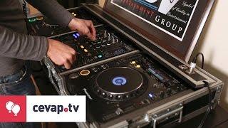 DJ parçalar arası geçişi nasıl yapar?