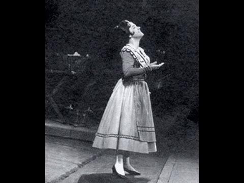 """Elsie Morison sings  """"O wär ich schon"""" (1959)"""