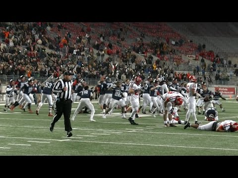 Columbus Bishop Hartley beats Steubenville for OHSAA Division II title, 24-21