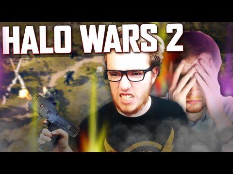 Halo Wars 2 | THE IRON CURTAIN! (feat. UberNick)
