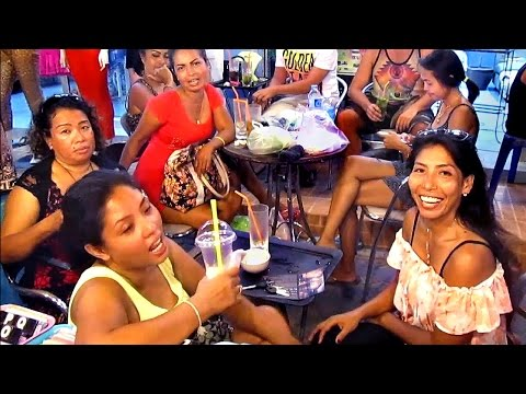 Walking Street Party № 08 + 09 Discount Travel Lamai Beach, Koh Samui, Thailand (April / May 2015)