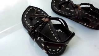 Prophet's Blessed Sandals Best Replica, Nalain Pak, Nalayn Shareef Amazing Replication