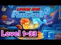 Lucky Boy and Pretty Girl 2: Endless love maze (Fire and Ice Couple) Level 1-33 Walkthrough