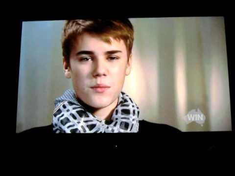 Justin Bieber On 60 Minutes 2011
