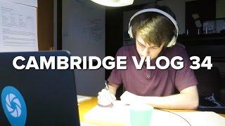 Cambridge Vlog 34 | Revising for Exams