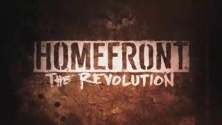 """Homefront: The Revolution. Трейлер на русском — """"Основы партизанской войны"""""""