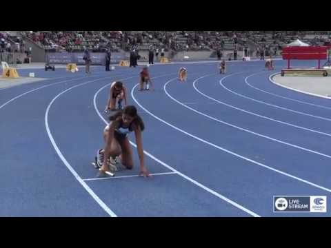 U16 Womens 4x100m Relay - Final - 2018 Australian Junior Athletics Championships