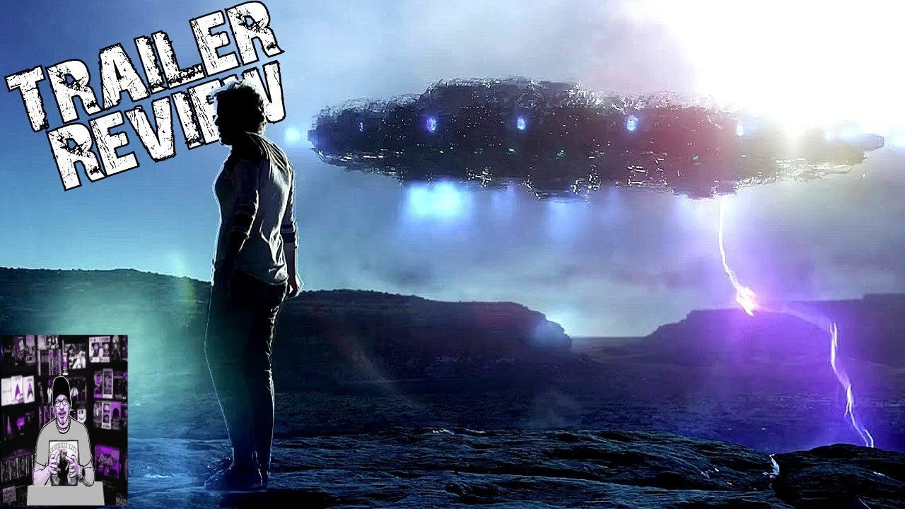 Beyond the Sky (2018) Alien abduction movie trailer review - Sh!ts about to  get real !!!