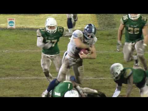 FCS Playoff highlights against Cal Poly