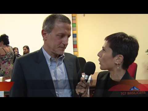 """TG7 Basilicata intervista Massimo Giannini - giornalista """"La Repubblica"""""""