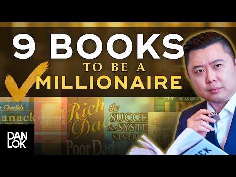 9 Books Every Aspiring Millionaire Must Read