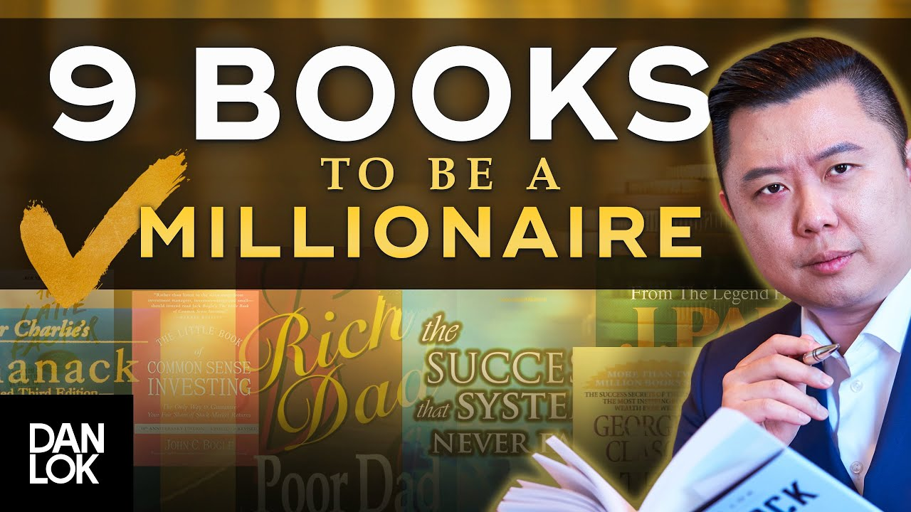 Download 9 Books Every Aspiring Millionaire Must Read