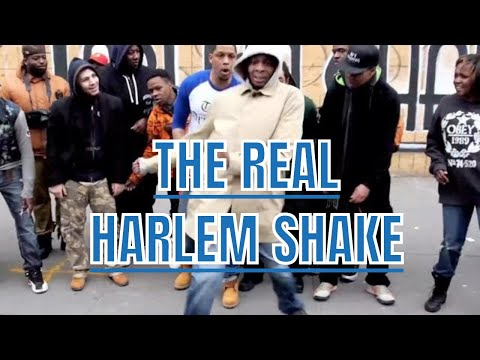 Story of the Harlem Shake (Original Harlem Shake Dance) Real Harlem Shake v1 | Do The Harlem Shake