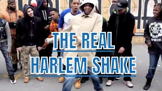 The Story of the Real Harlem Shake Dance - (The Harlem Shake Original)