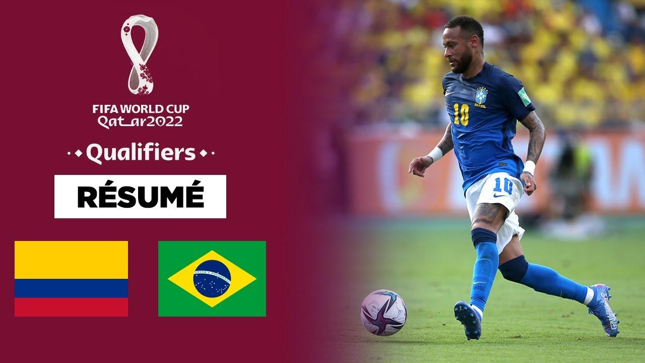 Download 🏆🌎 Résumé - Qualif. CDM 2022 : Ospina empêche le Brésil de faire un 10/10 !