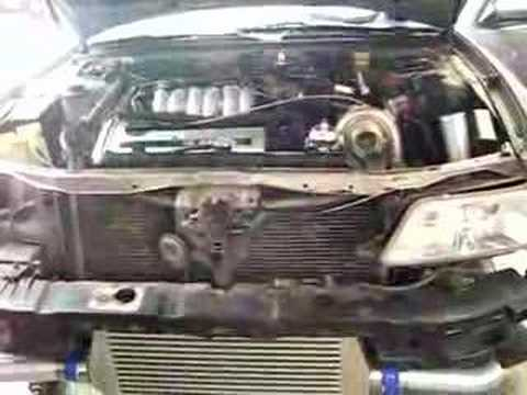 Nissan Maxima Turbocharged
