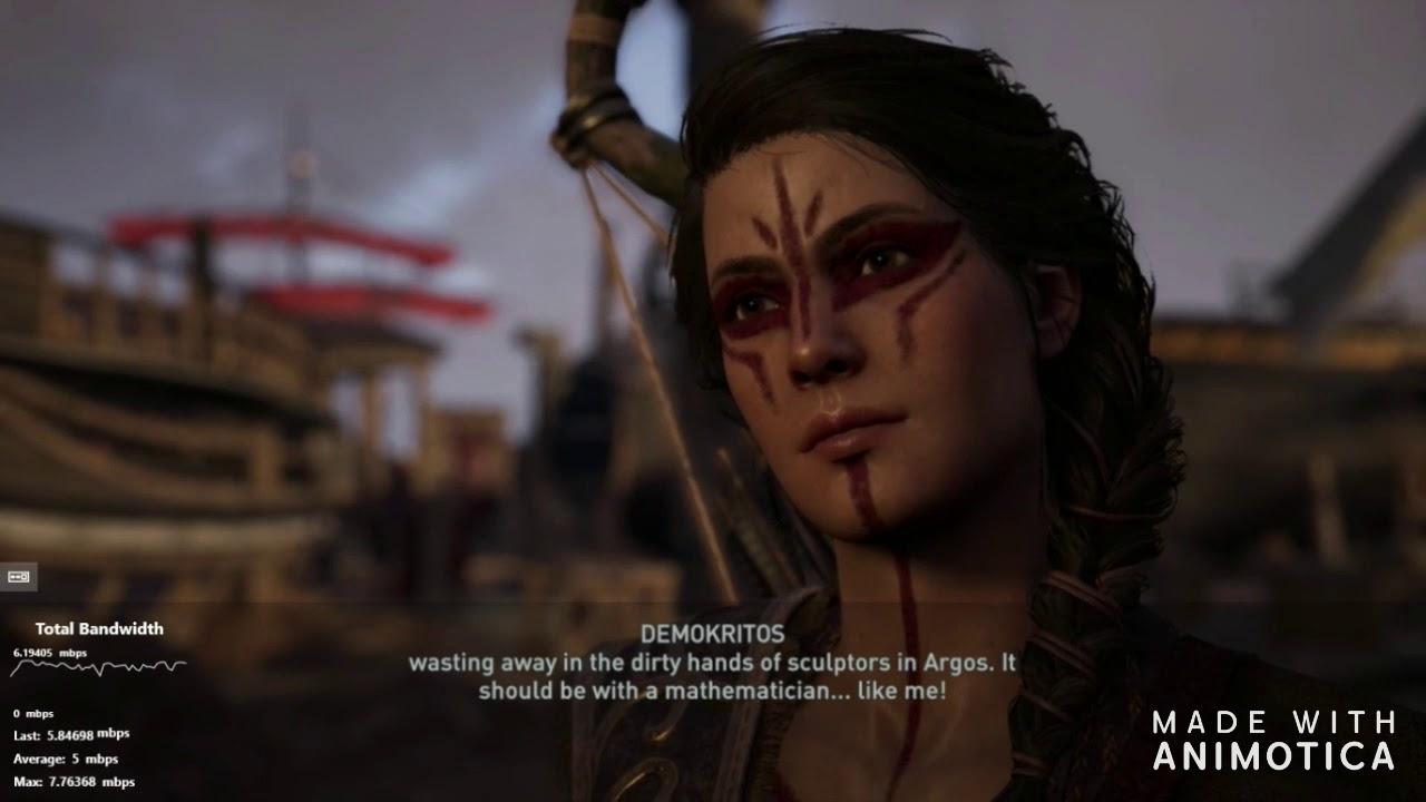 Assassins Creed Odyssey Lotfb The Dunce Conundrum E 1 Zeno S