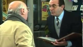 Srecni ljudi - Ilija prodaje markice