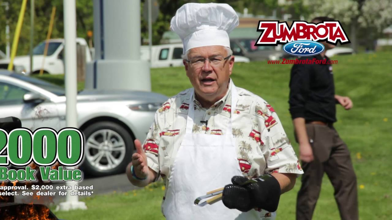 Zumbrota Ford Car B Q 2016 Youtube