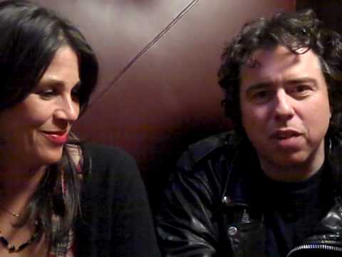 Steve Pond interviews Sacha Gervasi and Rebecca Yeldham of 'Anvil'