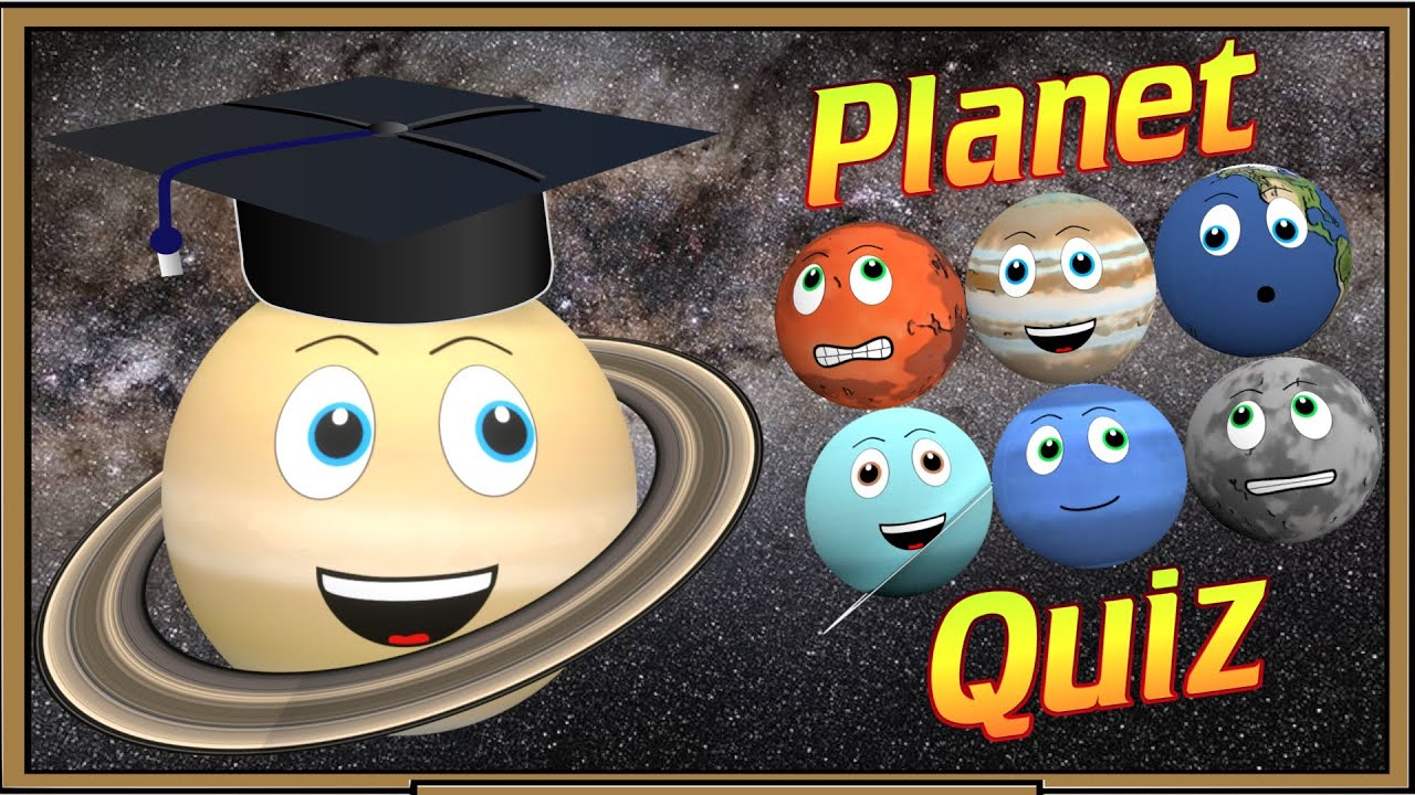 Planet Facts for Kids | Solar System for Kids