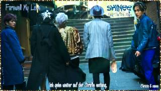 Shinee (샤이니) - farewell my love (이별의 길) k-pop [german sub] odd: the 4th album