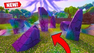 *NEW* DIG SITE EVENT AT LOOT LAKE! (Fortnite Season 8 Live Event Hype!) Cube EVENT Returning?