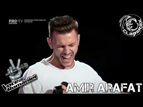Amir Arafat - Make it rain (Vocea României 22/09/17)