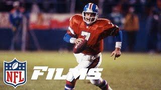 #6 John Elway | NFL Films | Top 10 Quarterbacks of All Time