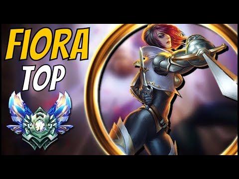► FIORA TOP vs DARIUS [GUIA S7 en ESPAÑOL] - League of Legends