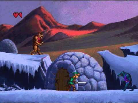 Link: The Faces of Evil (Zelda CD-I) - Part 1
