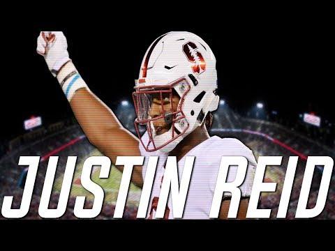 Justin Reid Stanford Highlights (2017)   HD