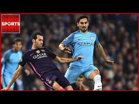 Manchester City 3-1 Barcelona