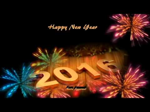 Happy New Year 2016 Animated/Wishes/Greetings/E-Card/Happy ...