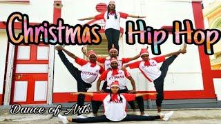 Christmas Dance |  Merry Christmas Song | Jingle bells Dance | Dance of Art's