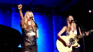 Carters Chord A Little Less Comfortable Live at City Winery NYC 8/4/11 YouTube Videos