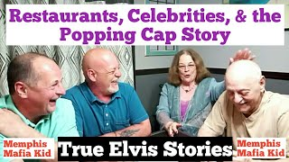 Restaurants, Celebrities, & the Popping Cap Story