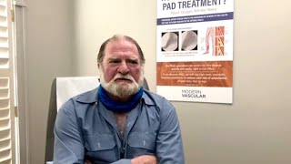 Thank you, Jerry, for taking the time to review our facility and for trusting us with your care! We are happy to hear that your leg has recovered blood flow and feels ...