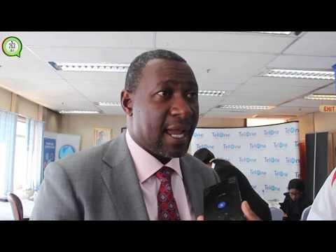 Supa Mandiwanzira comments during Telone AGM #263chat