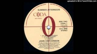 John Critchinson-Yet Another Yesterday