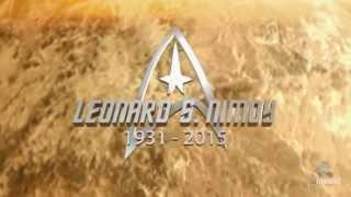 Hommage TGS événements à Leonard NIMOY