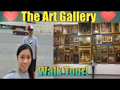 The Winnipeg Art Gallery | Walk tour | Leozel's Channel