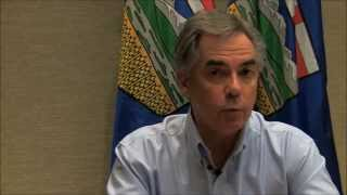 Jim Prentice (Progressive Conservative) – Long-Term Goals